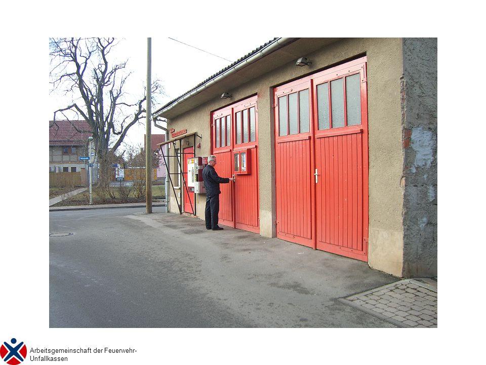 Arbeitsgemeinschaft der Feuerwehr- Unfallkassen