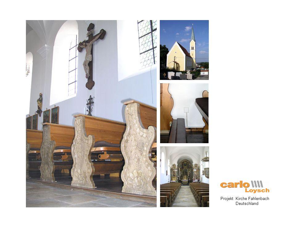 Projekt: Kirche Fahlenbach Deutschland