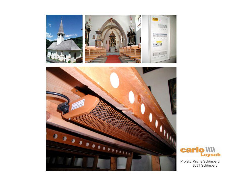 Projekt: Autobahnkirche Dolina 9131 Grafenstein