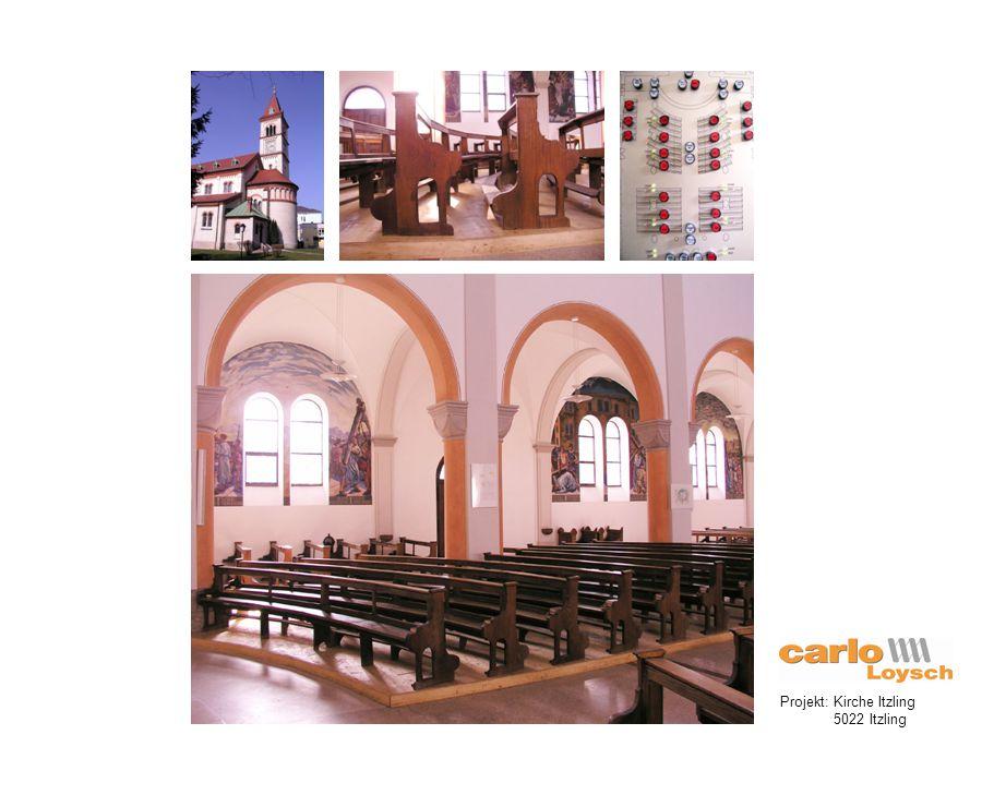 Projekt: Kirche Eschenau 3153 Eschenau