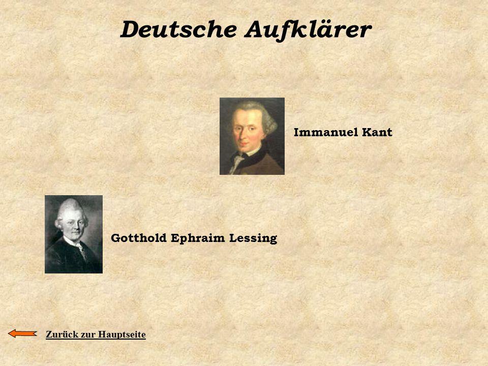 """Denis Diderot -Lebenslauf II- 1752: Diderot betätigt sich in der erscheinenden Schrift """"Pensee sur L´interpretation de la nature als Wissenschaftler und plädiert in dieser für das Prinzip des Experiments, anstatt der oft nur pseudo- rationalen Naturerklärungen der Cartesiens, d.h."""