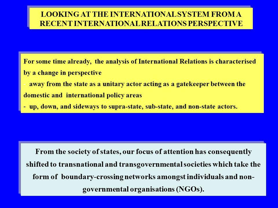 Literaturtipp Robert G.Wesson: State Systems. International Pluralism, Politics, and Culture.