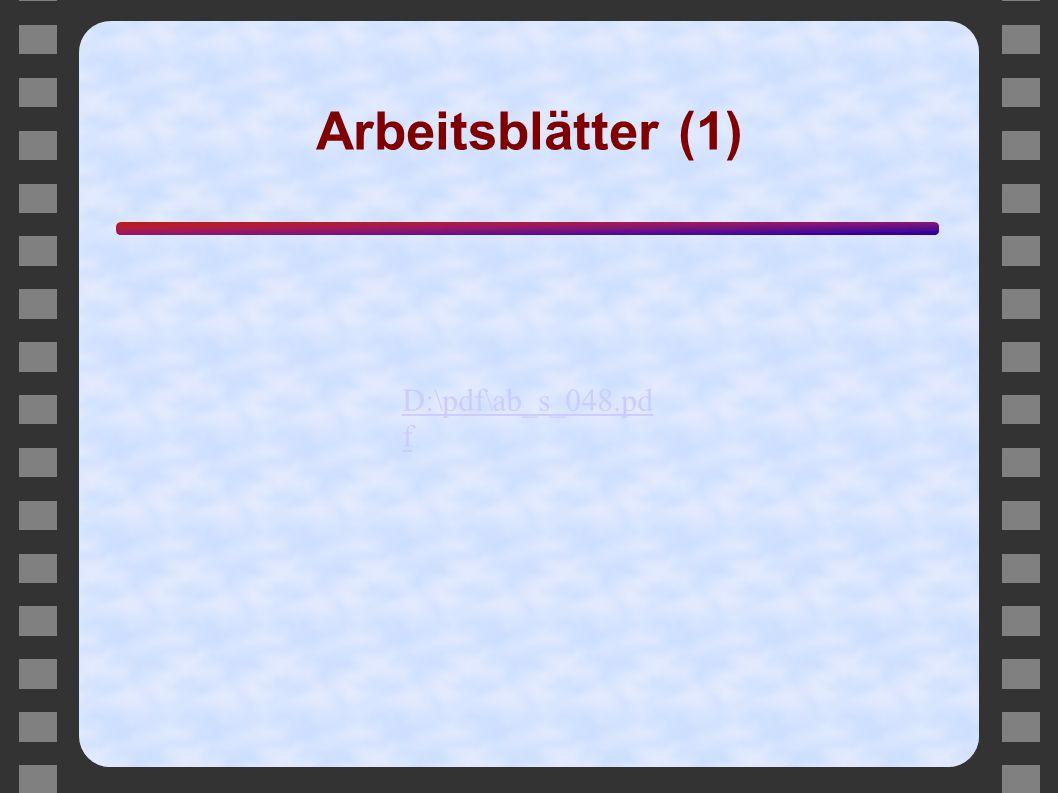 Arbeitsblätter (1) D:\pdf\ab_s_048.pd f