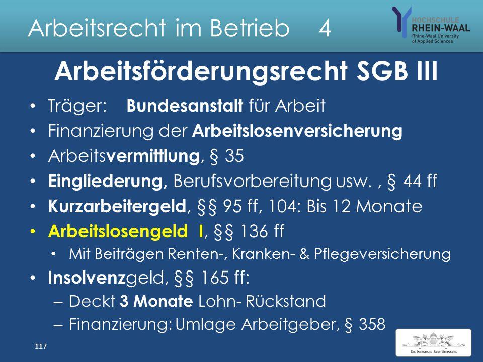 """Arbeitsrecht im Betrieb 4 Arbeitslosengeld II """"Harz IV"""" Bedarfsorientiert: Wie Sozialhilfe Niedrigere Sätze & strengere Regeln: Unterhalt in Bedarfsge"""