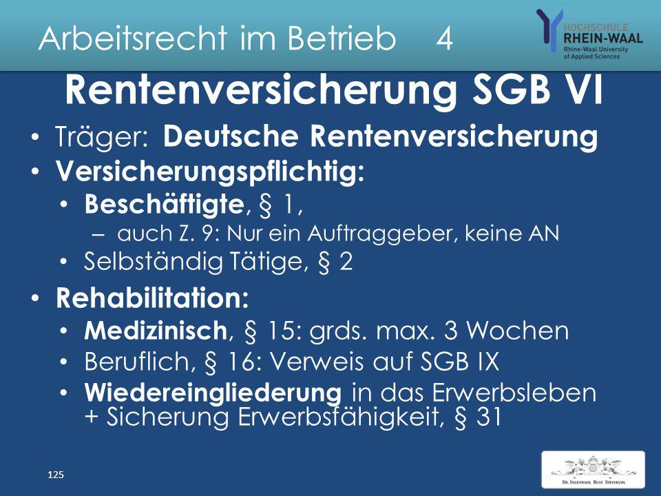 Arbeitsrecht im Betrieb 4 Stufenweise Wiedereingliederung, 74 SGB V Unterfall begrenzten Arbeitsunfähigkeit: Keine Arbeitsfähigkeit für den geschuldet