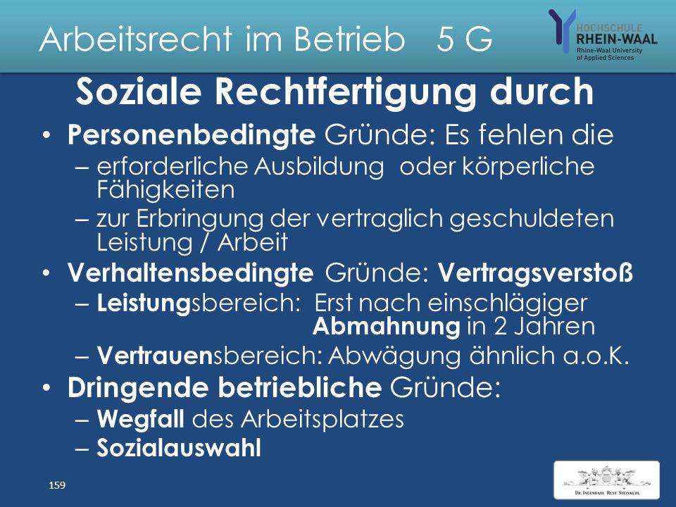 Arbeitsrecht im Betrieb 5 Kündigungsschutzgesetz KSchG 1. Arbeitgeber: Betrieb mit in der Regel mehr als 10 Arbeitnehmern, § 23 Abs.1 S. 3 a) Betrieb