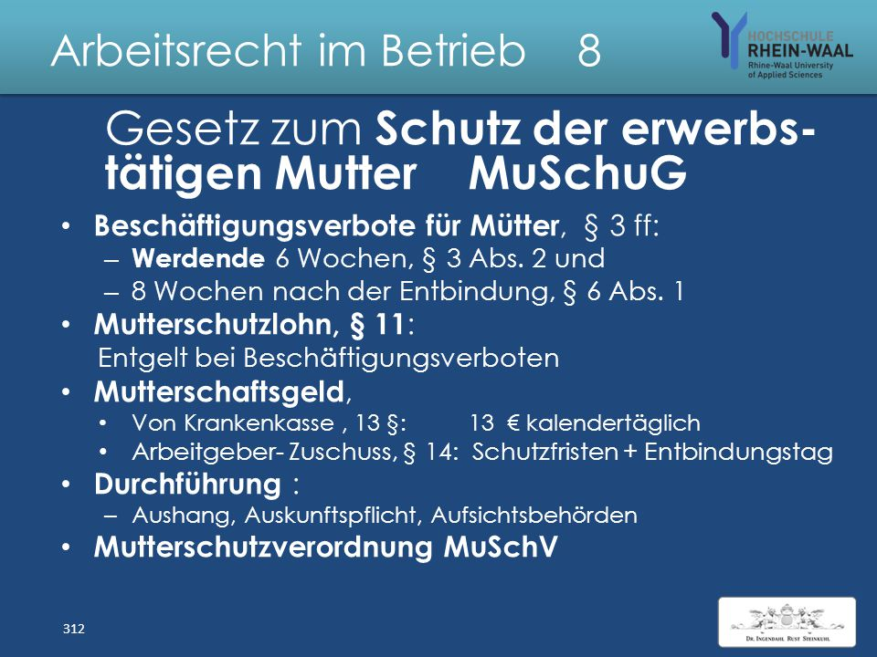 Arbeitsrecht im Betrieb 8 Bundeselterngeld- und Elternzeitgesetz, BEEG Eltern geld, § 4 : Bis 14. Lebensmonat bei Teilung Eltern – Berechtigte, § 1: K