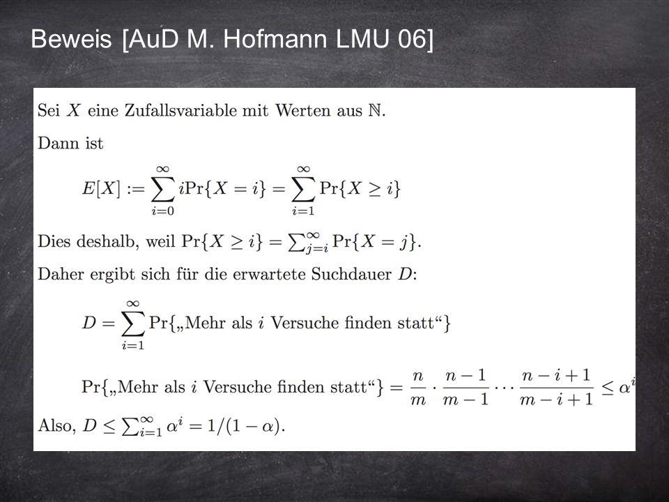 Beweis [AuD M. Hofmann LMU 06]