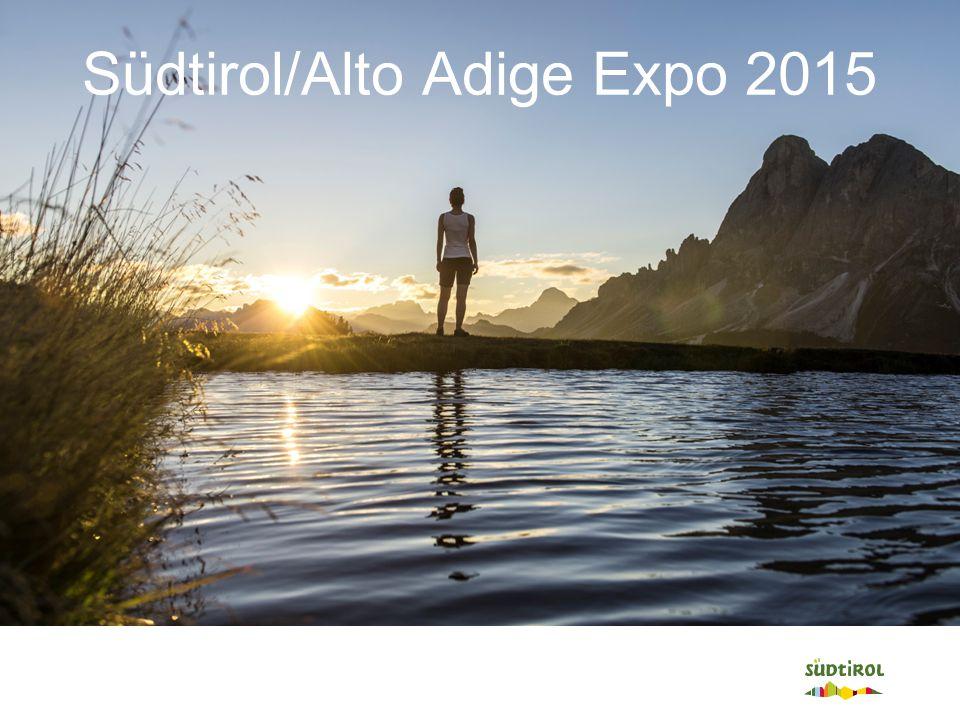 Südtirol/Alto Adige Expo 2015