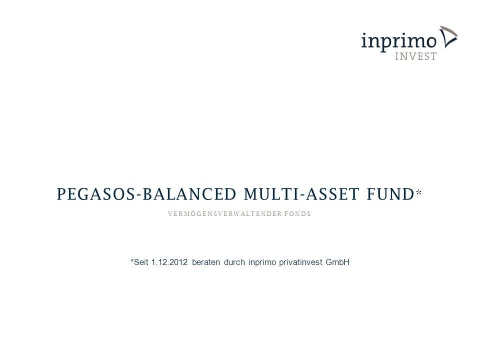 INPRIMO PRIVATINVEST GMBH 23 Risikohinweise Risiken aus Derivateinsatz: Der Fonds kann Derivatgeschäfte einsetzen, um auf steigende oder fallende Kurse zu spekulieren mit dem Ziel gegebenenfalls Zusatzerträge zu generieren.