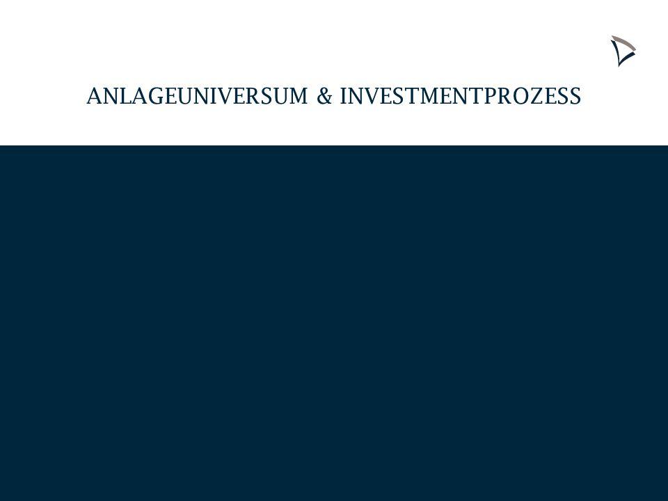 INPRIMO PRIVATINVEST GMBH 5 ANLAGEUNIVERSUM & INVESTMENTPROZESS