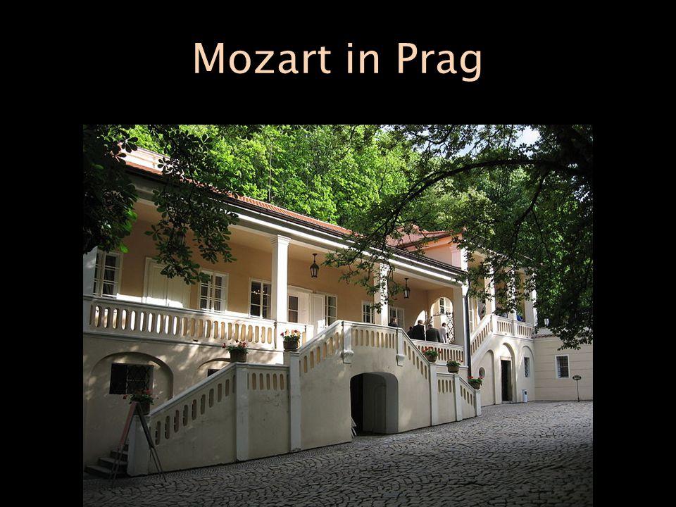 Mozart in Prag