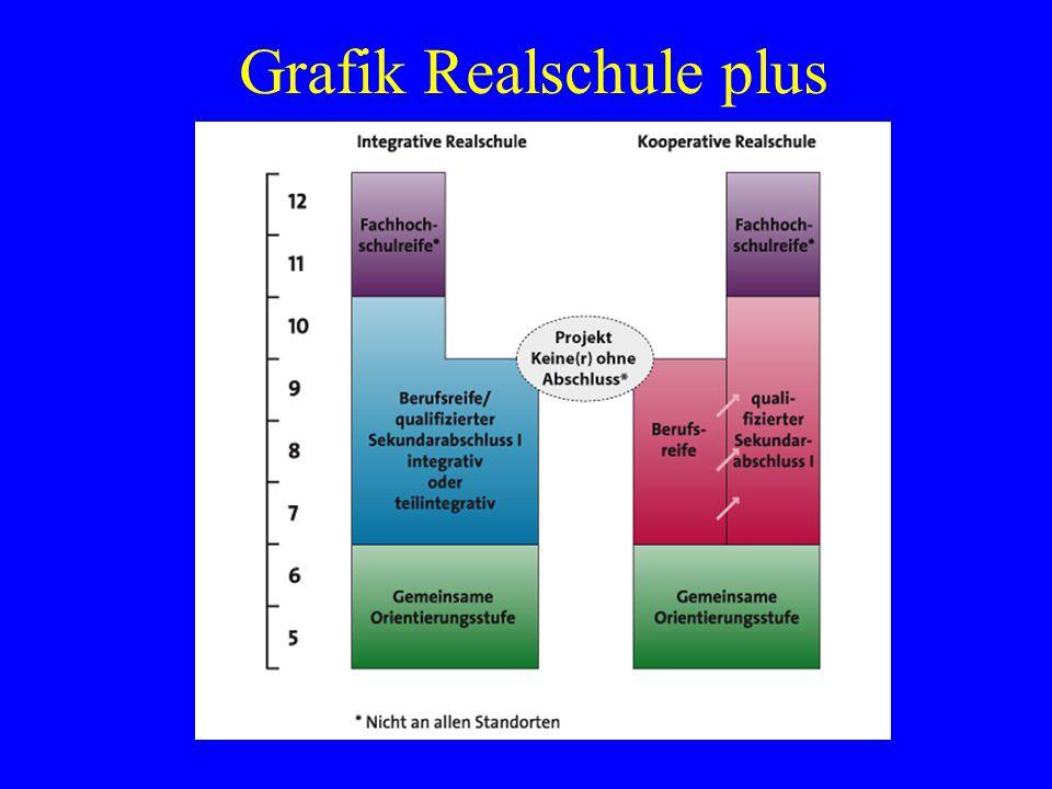 Grafik Realschule plus