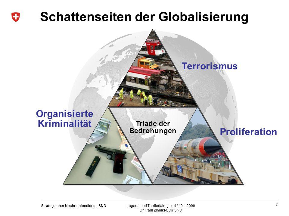 4 Strategischer Nachrichtendienst SND Dr.