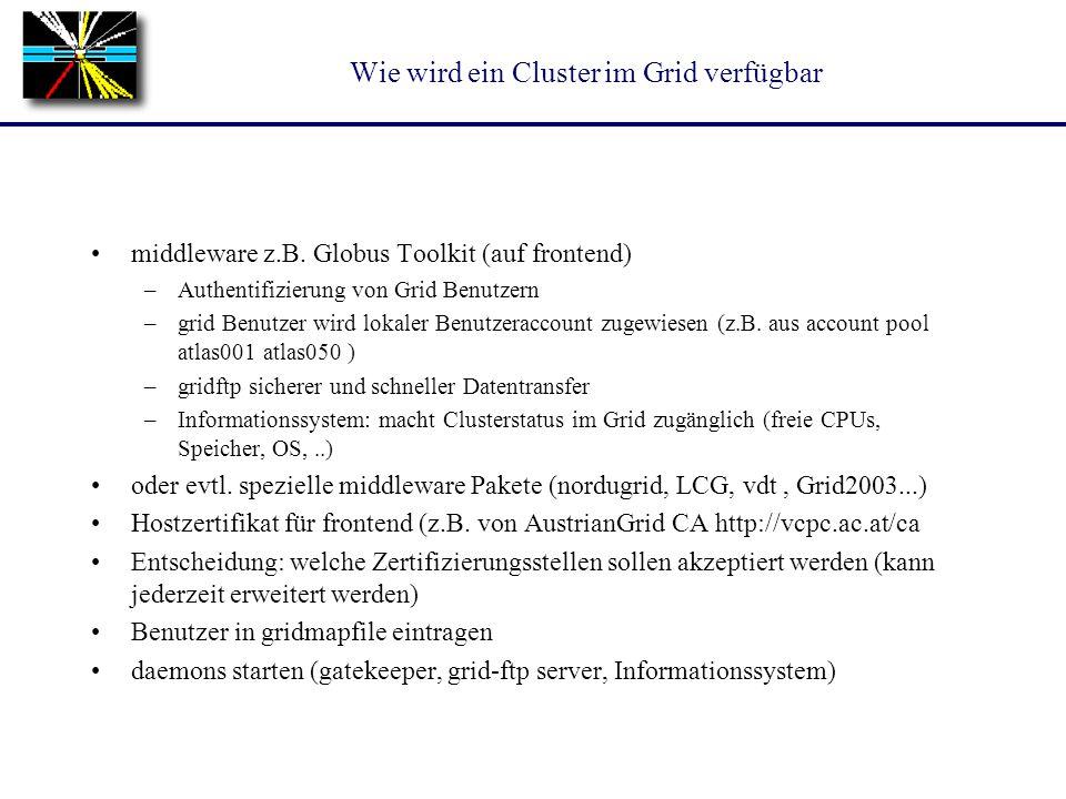 AustrianGrid Projektbeginn 1.