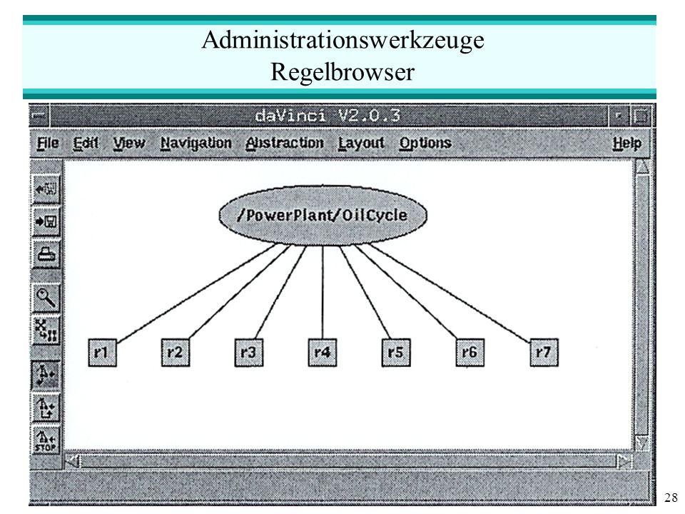 28 Administrationswerkzeuge Regelbrowser