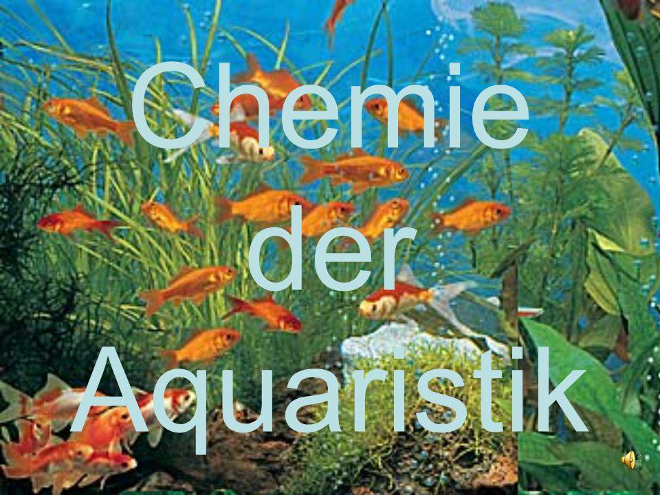 Chemie der Aquaristik