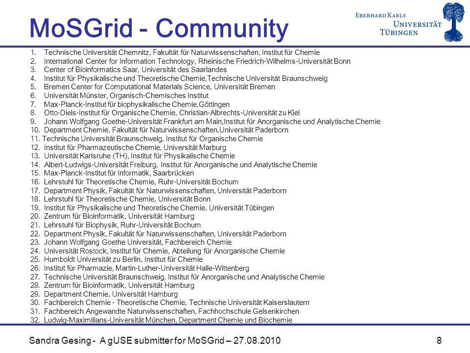 8 MoSGrid - Community 1.