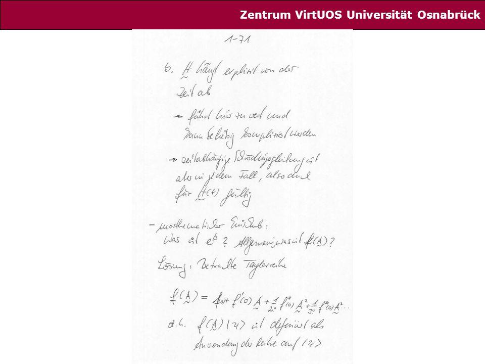 71 Zentrum VirtUOS Universität Osnabrück
