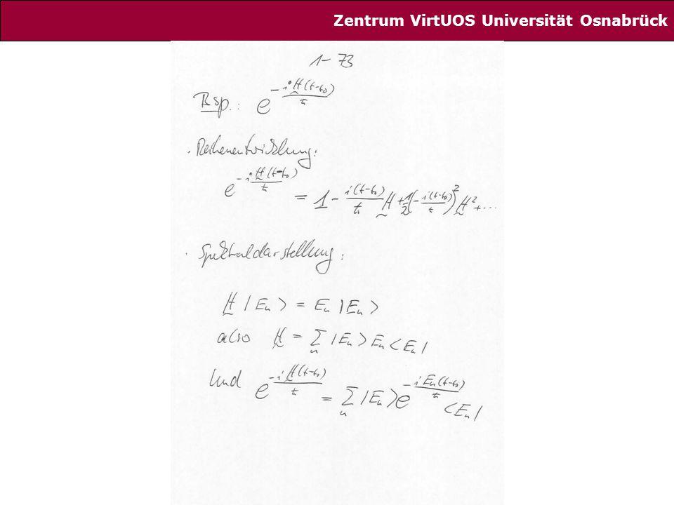 73 Zentrum VirtUOS Universität Osnabrück
