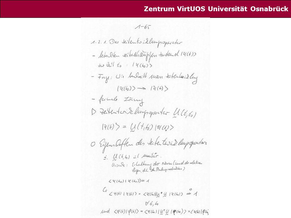 65 Zentrum VirtUOS Universität Osnabrück