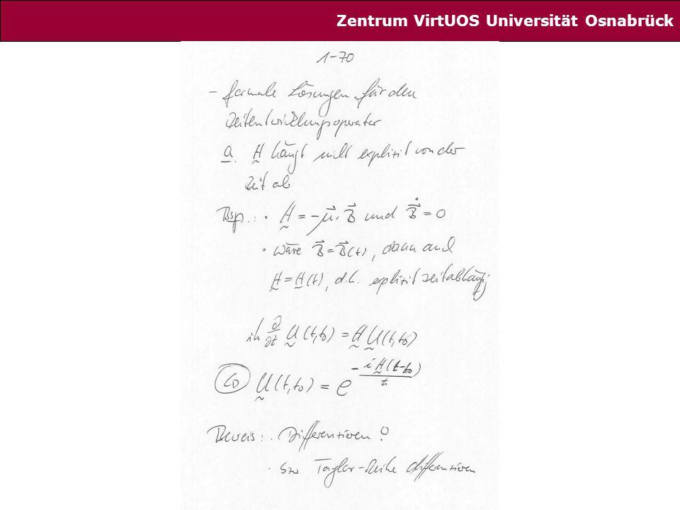 70 Zentrum VirtUOS Universität Osnabrück