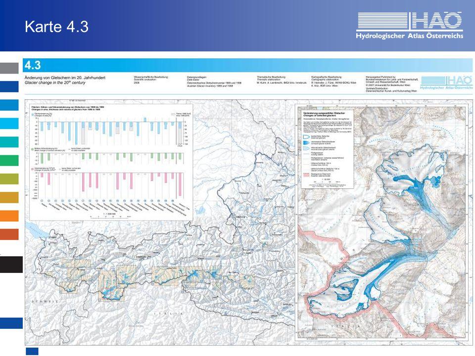 Kartenausschnitt: 4.3 Flächen-, Höhen- und Volumsänderungen