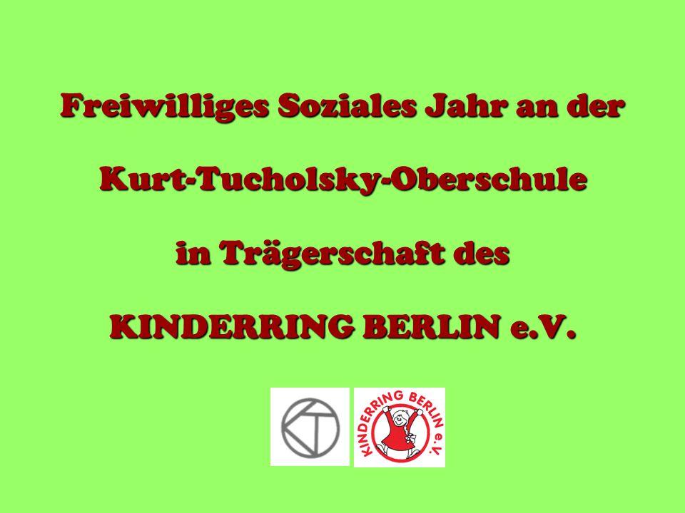 FSJ in Trägerschaft des KINDERRING Berlin e.V.