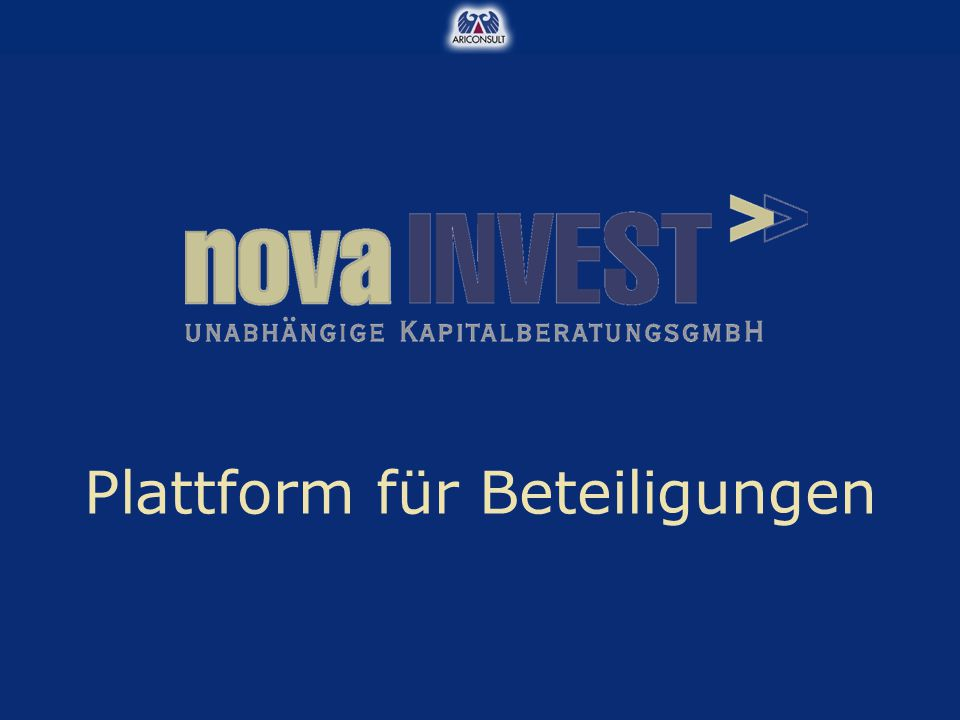 INVESTMENT-PLATTFORM