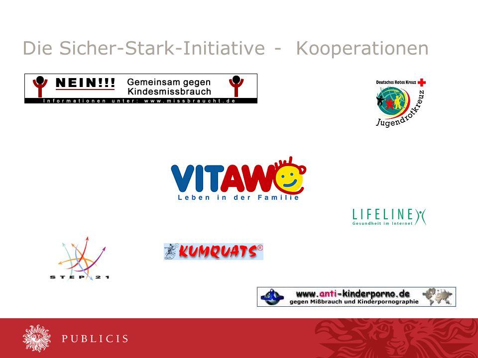 0,0011,52 6,60 5,60 0,00 6,80 7,40 Die Sicher-Stark-Initiative - Kooperationen