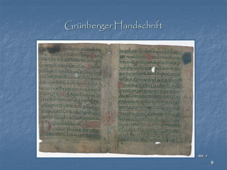 10 Königinhofer Handschrift Abb. 4