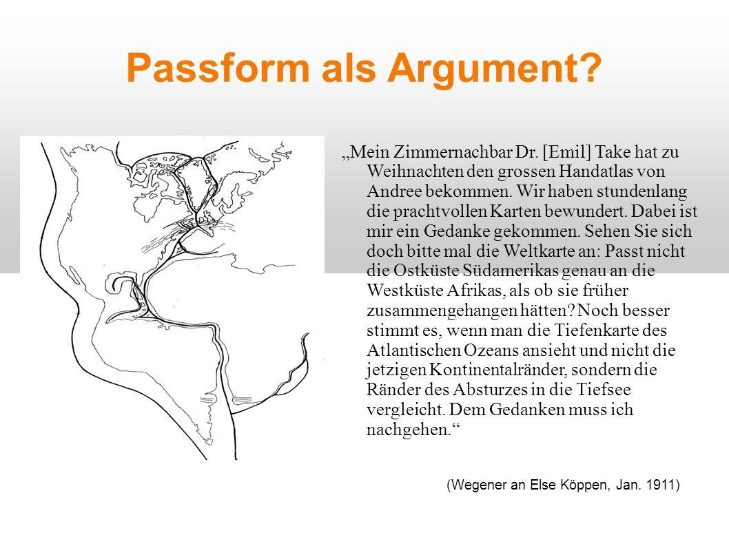 """Passform als Argument. """"Mein Zimmernachbar Dr."""