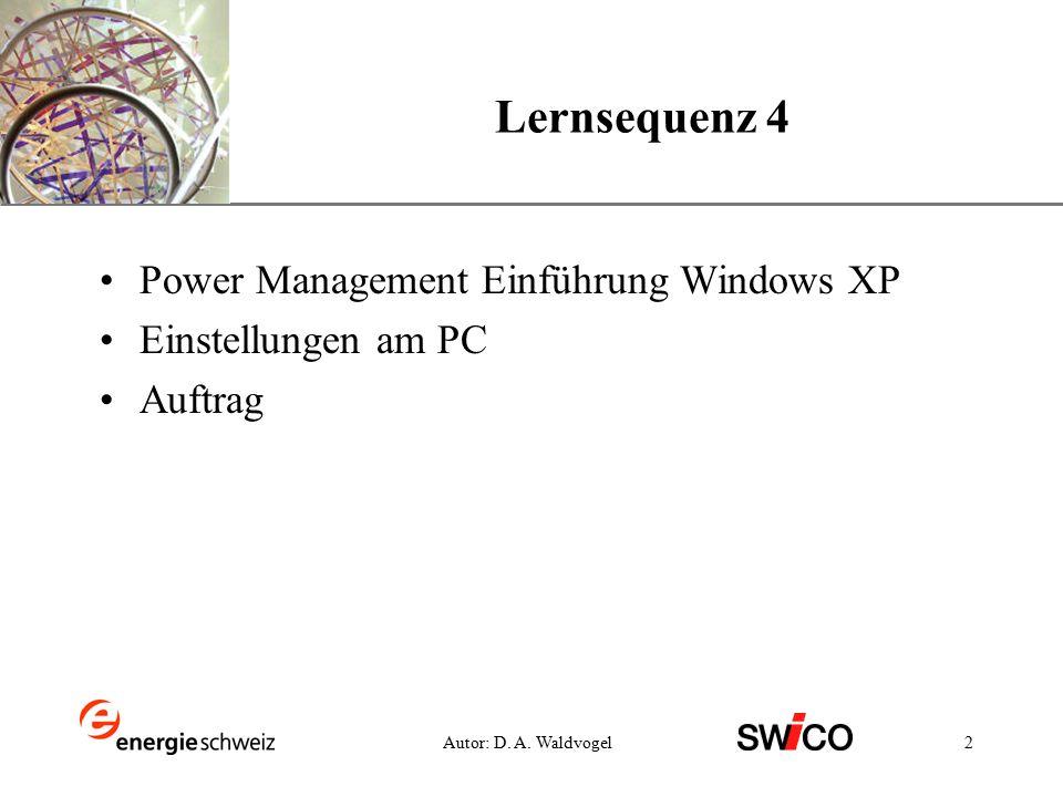 XP 2Autor: D. A.