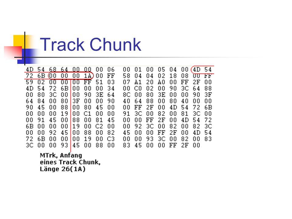 Track Chunk