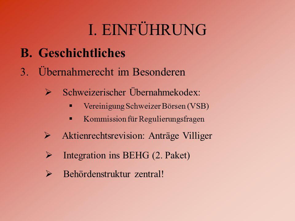  Integration ins BEHG (2. Paket)  Behördenstruktur zentral.