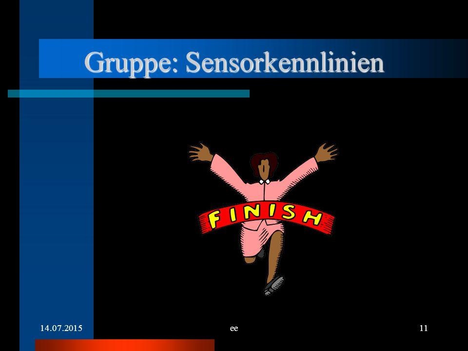 14.07.2015ee11 Gruppe: Sensorkennlinien