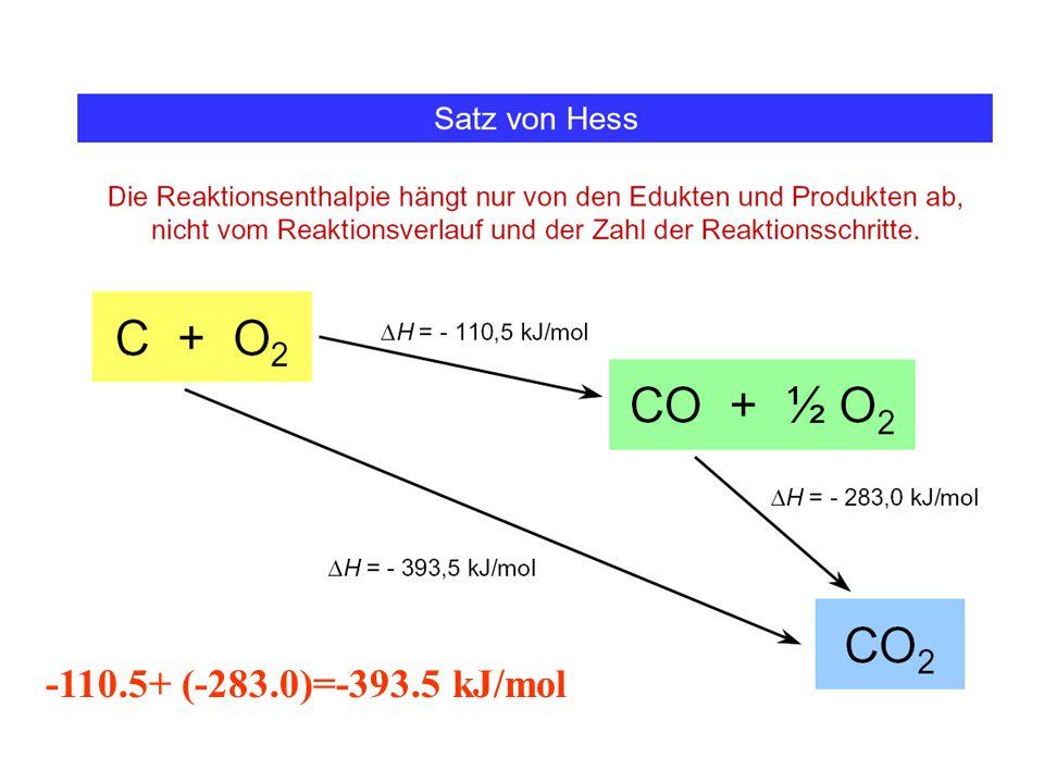 -110.5+ (-283.0)=-393.5 kJ/mol