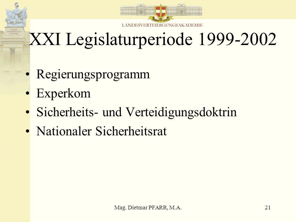 Mag. Dietmar PFARR, M.A.20 KSE-BVG § 1 Einheiten und einzelne Personen können in das Ausland entsendet werden: 1.Zur solidarischen Teilnahme an a) Maß