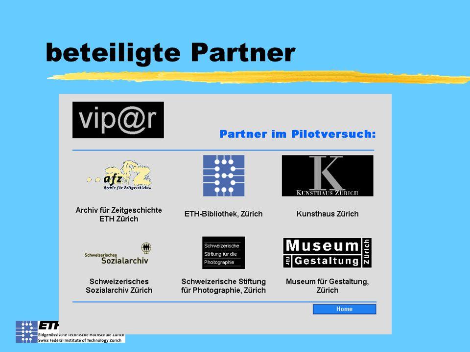 beteiligte Partner