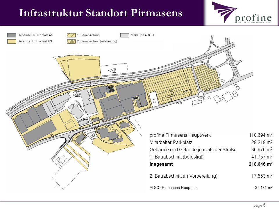 page 5 Gebäude HT Troplast AG Gelände HT Troplast AG 1.