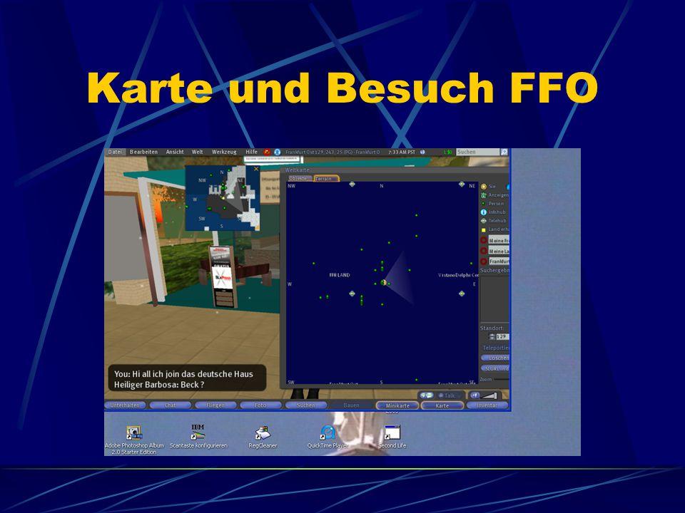 Karte und Besuch FFO