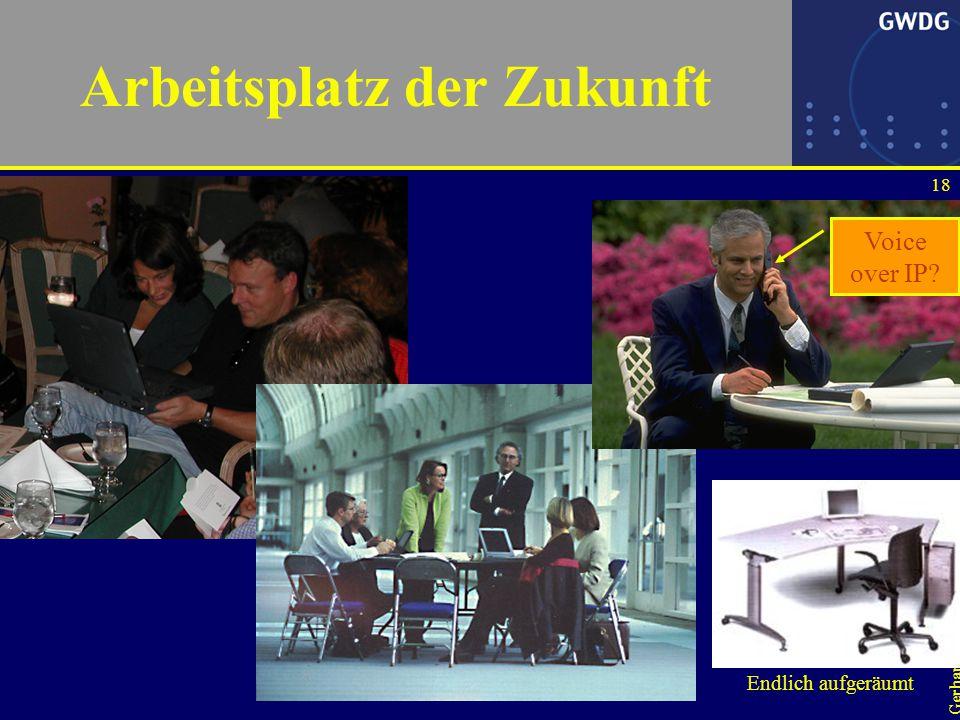 17 Gerhard Schneider Förderung durch nds. MWK und BMBF...