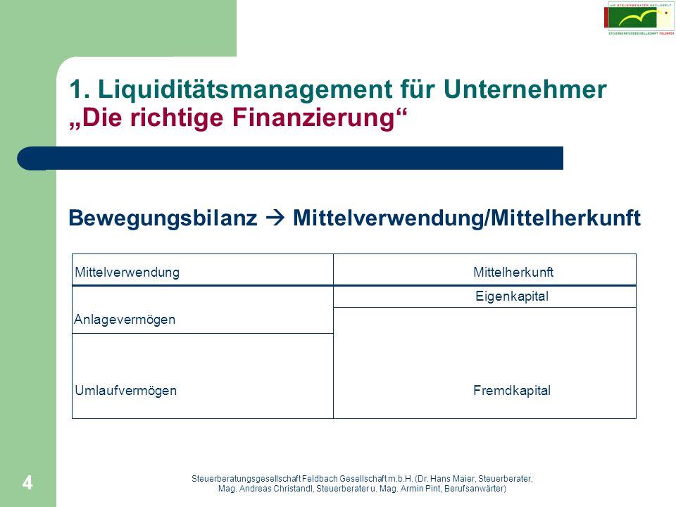 Steuerberatungsgesellschaft Feldbach Gesellschaft m.b.H.