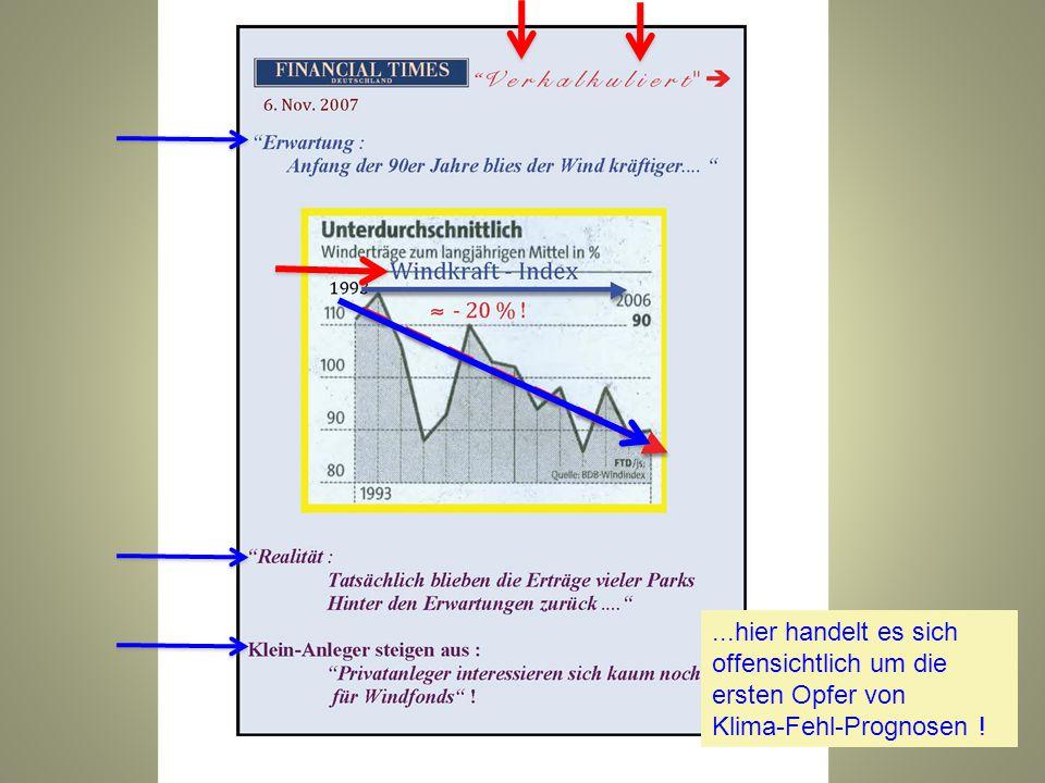 ...hier handelt es sich offensichtlich um die ersten Opfer von Klima-Fehl-Prognosen !