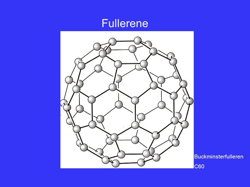 Fullerene Buckminsterfulleren C60