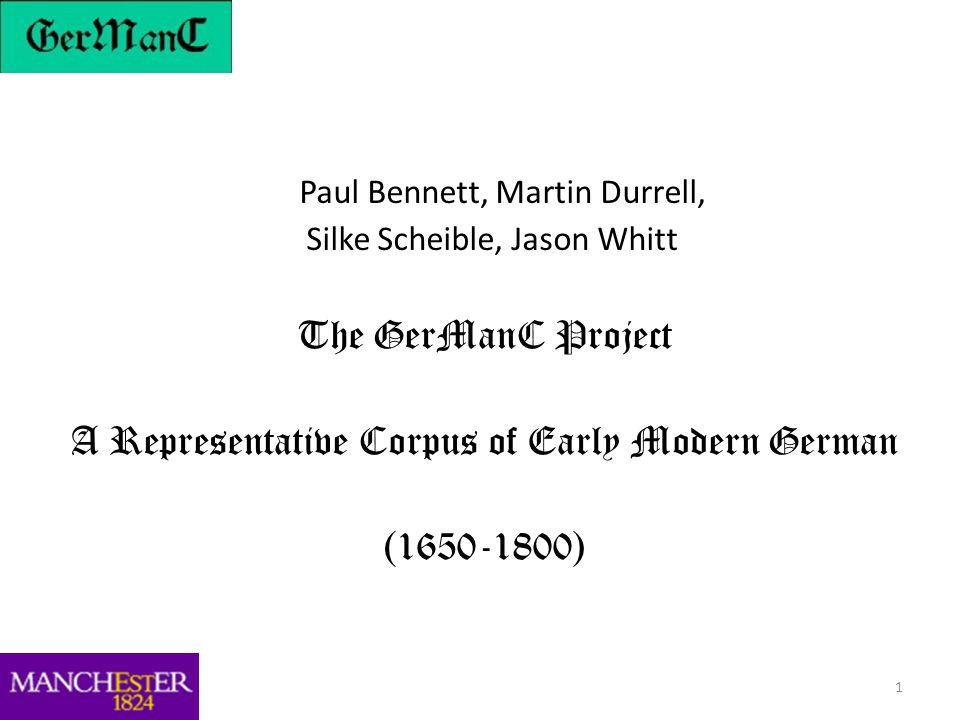 12 Genre-dependent variant selection Die Entwicklung vom späten 16.