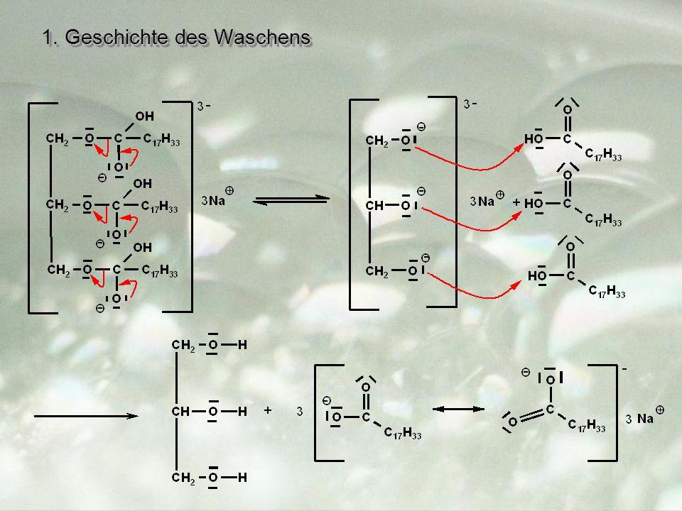 1. Geschichte des Waschens