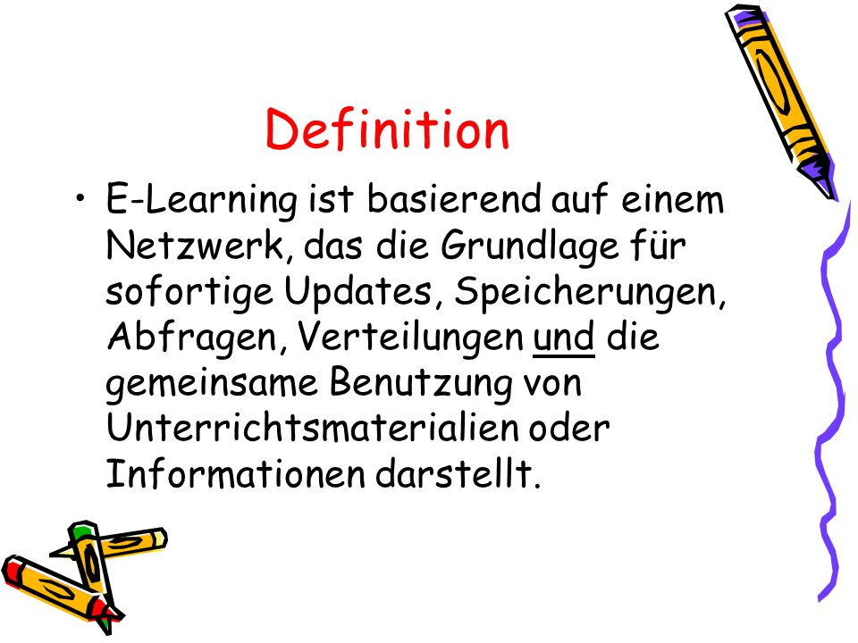 Synonyme Computer Based Training Multimediales Lernen Open and Distance Learning Computergestütztes Lernen