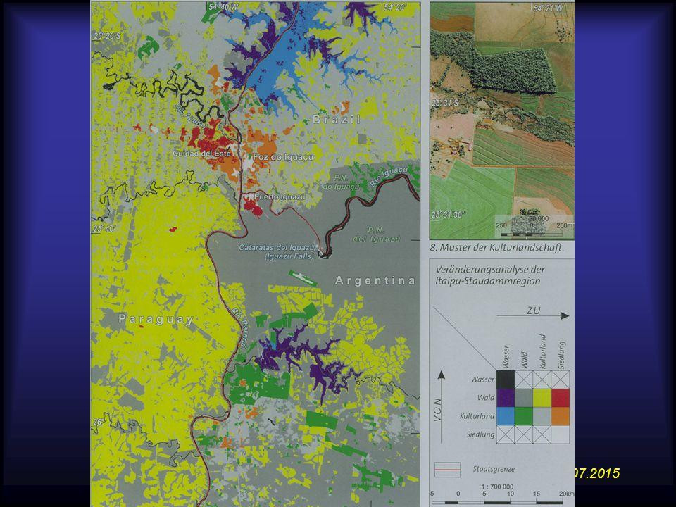 15.07.2015 12 Genesekarte Beckel, L. (Hrsg.): The European Space Agency - Schulatlas. Geographie aus dem Weltraum. Geospace. Salzburg 2006. p. 91