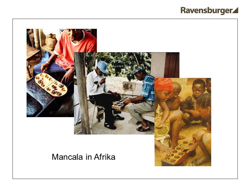 Mancala in Afrika